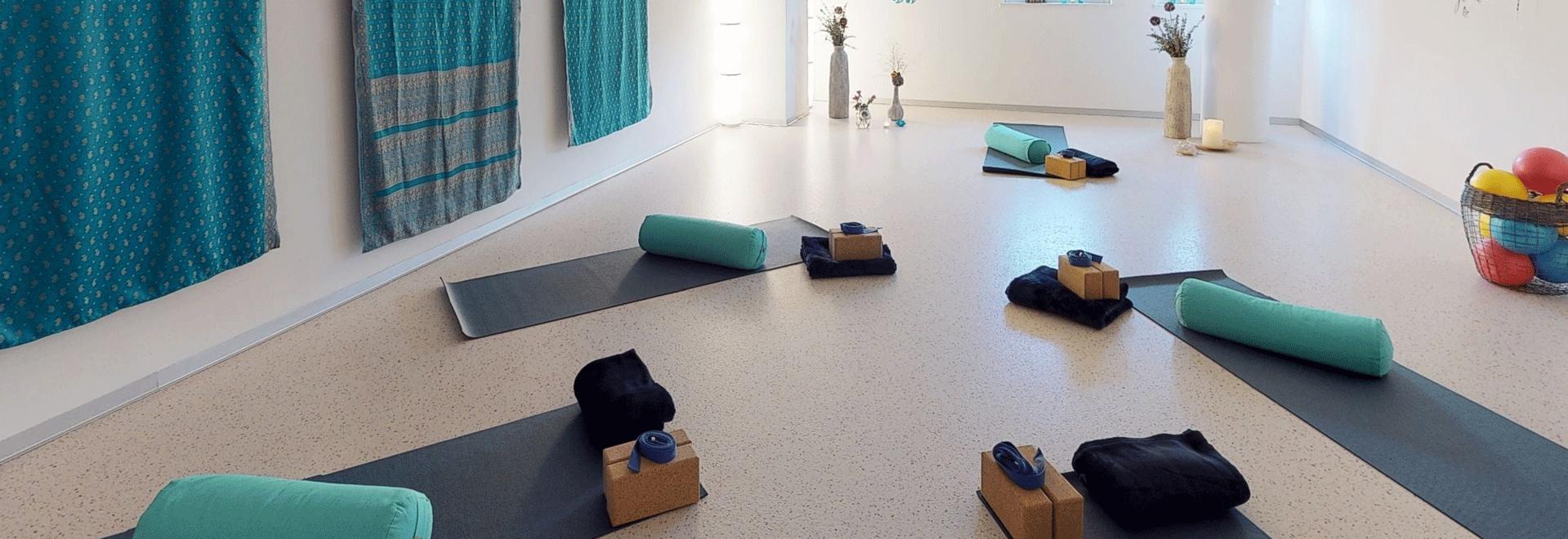 Yogaraum Erlebnistherme Zillertal